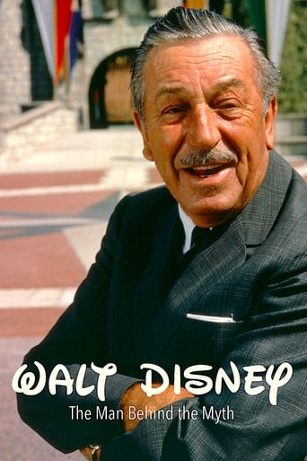 Poster of Walt: The Man Behind the Myth