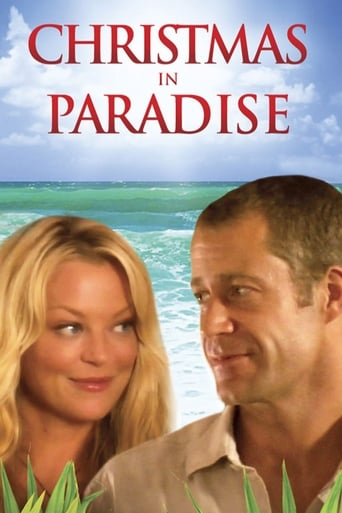 Poster of Christmas in Paradise