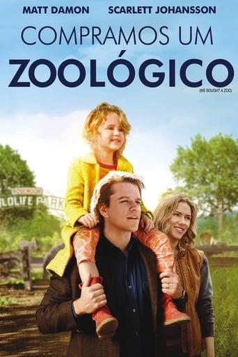 Compramos Um Zoológico - Poster