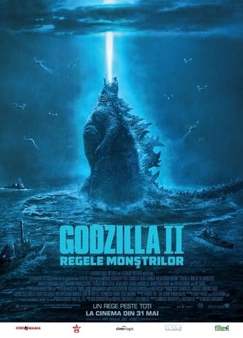 Godzilla II: Regele monştrilor