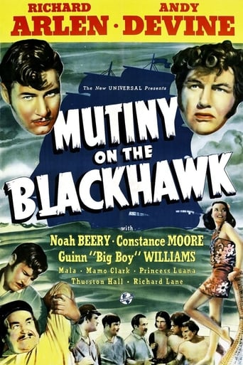 Poster of Mutiny on the Blackhawk