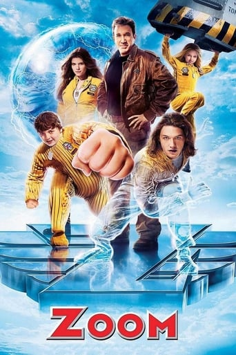 Zoom - Akademie für Superhelden - Familie / 2007 / ab 6 Jahre
