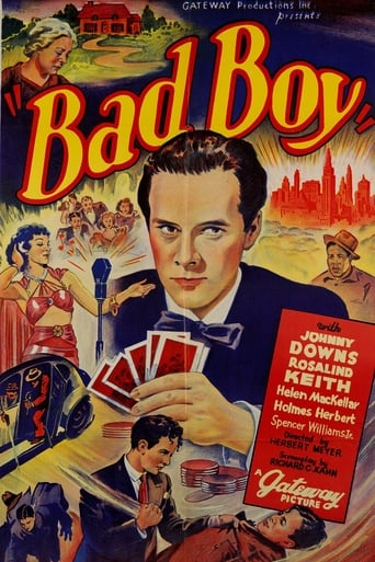 Poster of Bad Boy