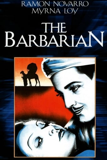 Poster of The Barbarian