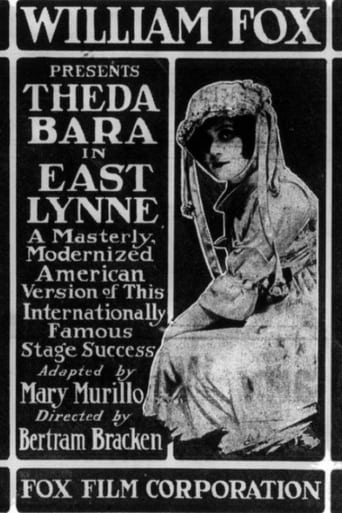 Poster of East Lynne