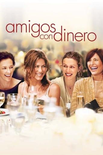 Poster of Amigos con dinero