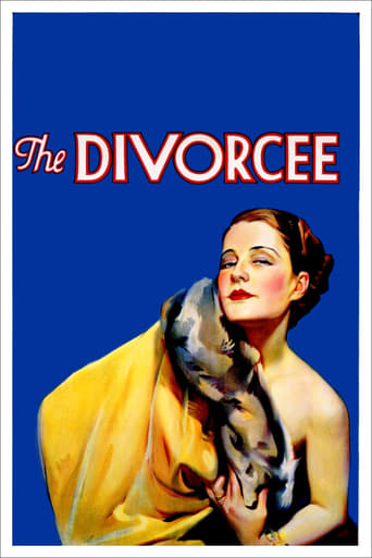 Poster of The Divorcee
