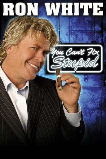 Poster of Ron White: You Can't Fix Stupid