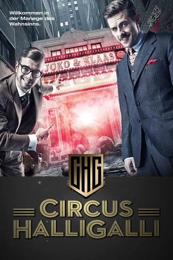 Poster of Circus Halligalli