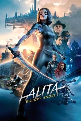 Poster of Alita: Bojový anděl