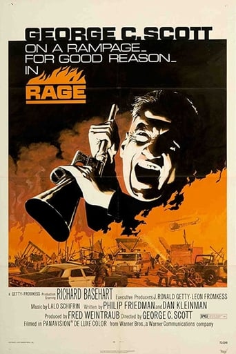 Poster of Rage