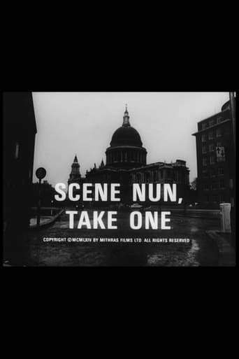 Poster of Scene Nun, Take One