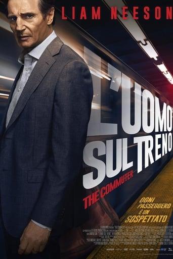 2018 L'uomo sul treno - The Commuter