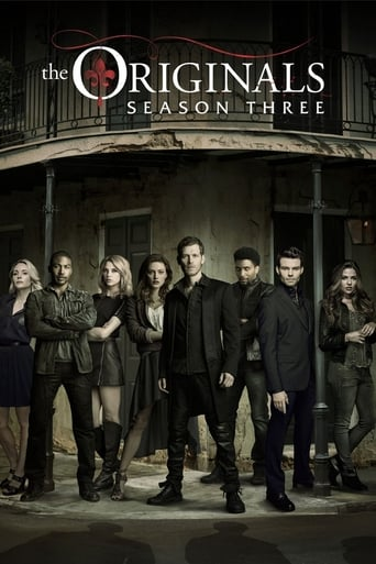The Originals 3ª Temporada Completa Torrent – Dublado WEB-DL 720p Dual Áudio (2016)