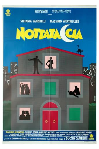 Poster of Nottataccia