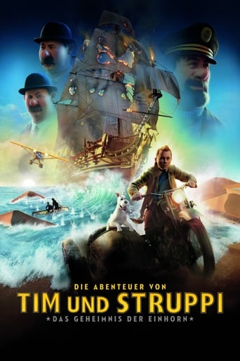 Die Abenteuer von Tim und Struppi - Das Geheimnis der Einhorn