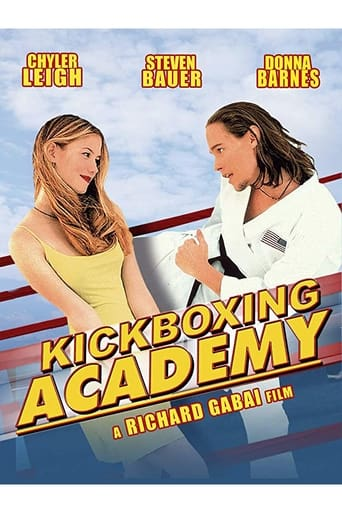 Poster of Kickboxing Academy