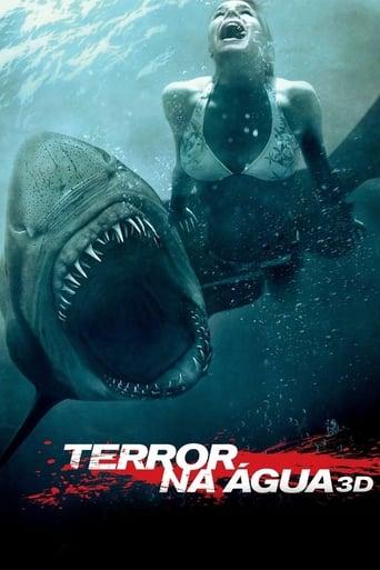 Terror na Água 3D - Poster
