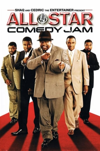 Poster of All Star Comedy Jam