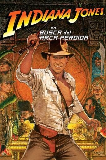 Poster of Indiana Jones en busca del arca perdida