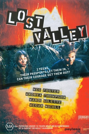 Poster of Lost Valley