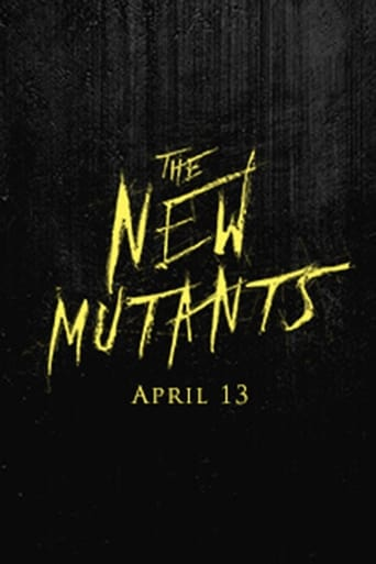 Poster of The New Mutants fragman