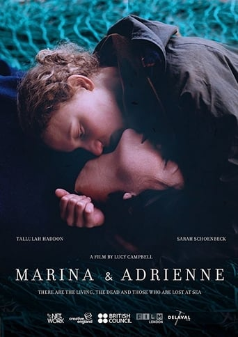 Poster of Marina and Adrienne