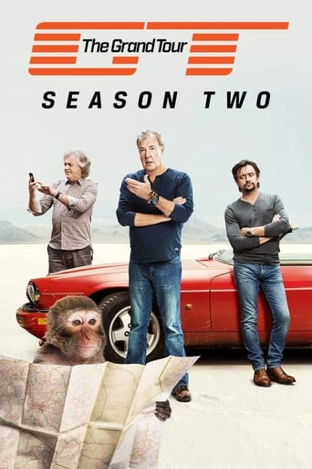 Didysis turas / The Grand Tour (2017) 2 Sezonas