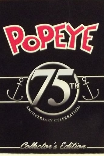 Poster of Popeye 75th Anniversary Collection