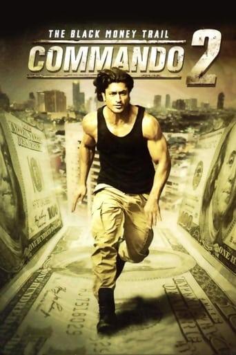 Poster of Commando 2