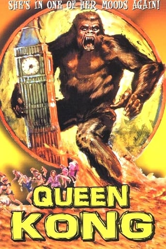 Poster of Queen Kong
