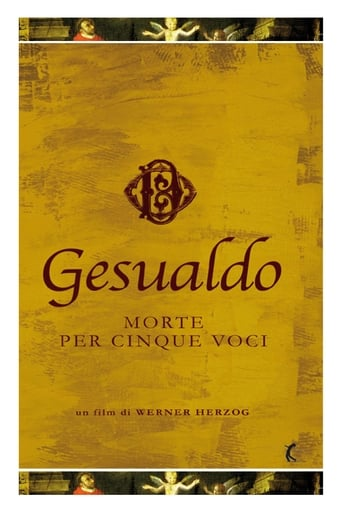Poster of Gesualdo: Death for Five Voices