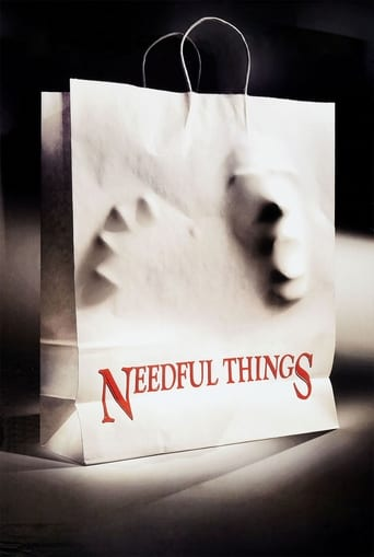 Poster of Needful Things
