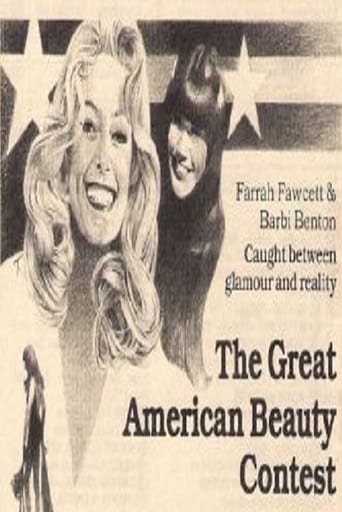 Poster of The Great American Beauty Contest