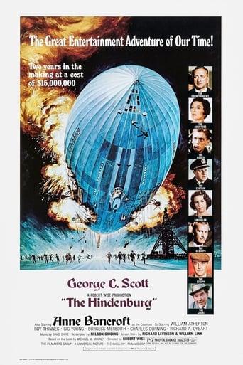 voir film L'Odyssée du Hindenbourg  (The Hindenburg) streaming vf