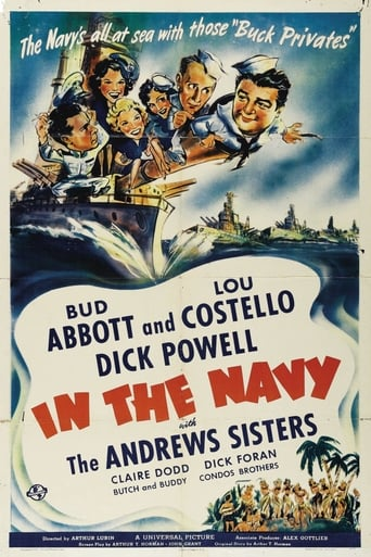 Poster of In the Navy
