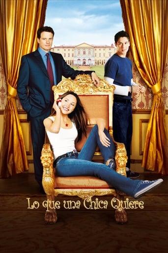 Poster of Un sueño para ella