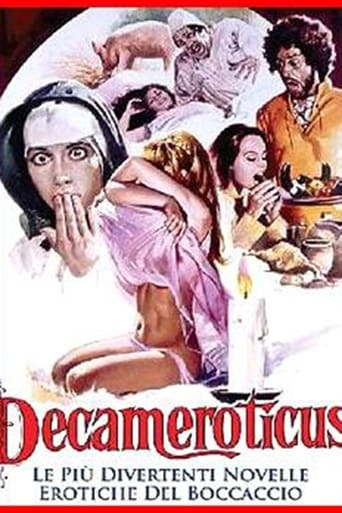 Poster of Decameroticus