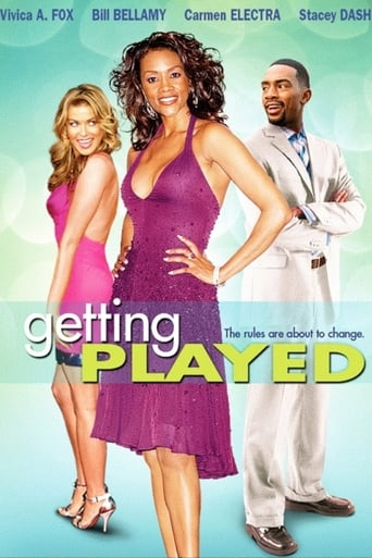 Poster of Getting Played