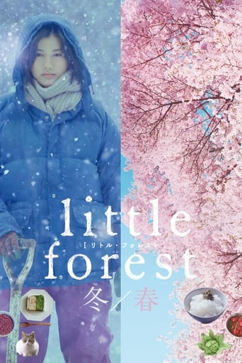 Little Forest: Winter/Spring poster