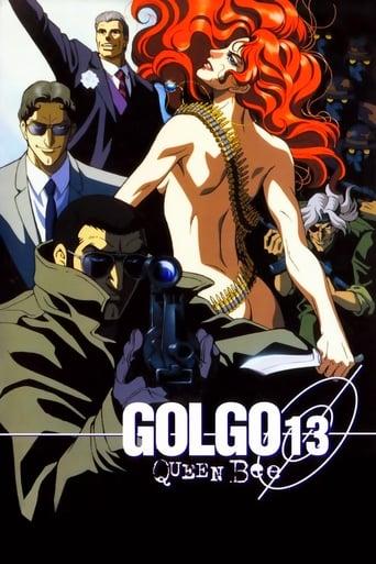 Poster of Golgo 13: Queen Bee