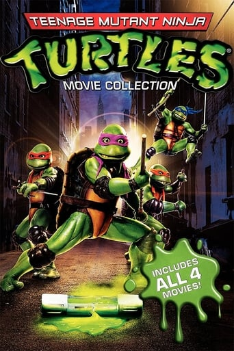 Teenage Mutant Ninja Turtles (Original) Collection