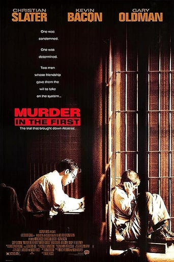 Film Meurtre à Alcatraz  (Murder in the First) streaming VF gratuit complet