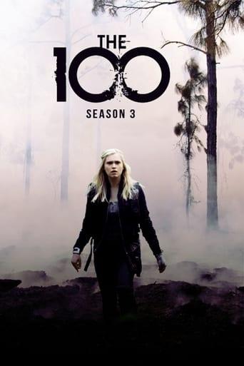 Šimtukas / The 100 (2016) 3 Sezonas