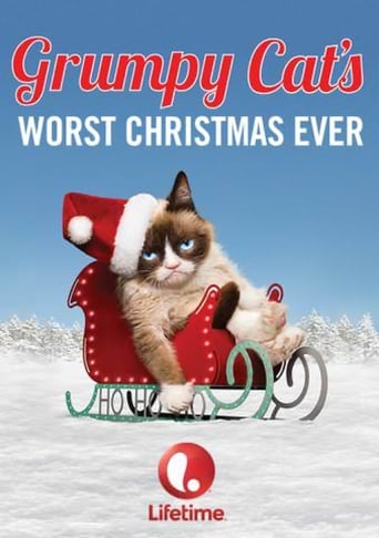 Poster of Grumpy Cats Worst Christmas Ever
