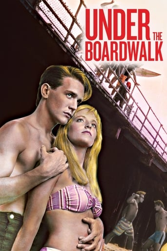 Poster of Under the Boardwalk