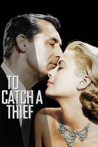 To Catch a Thief poster