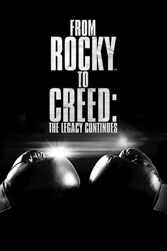 Poster of From Rocky to Creed: The Legacy Continues