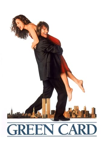 Poster of Green Card