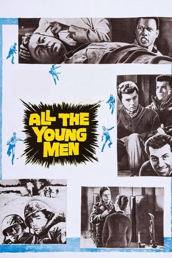 Poster of All the Young Men